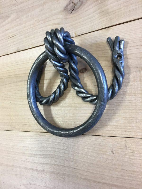 rope towel ring