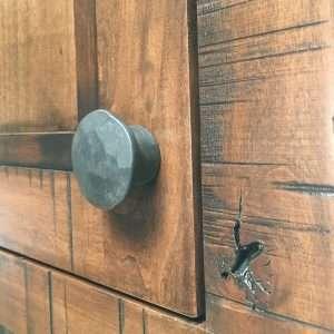 round cabinet pull