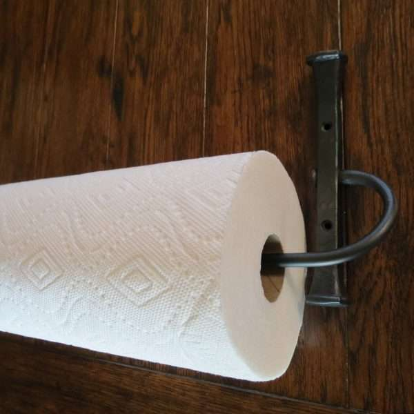 square paper towel holder
