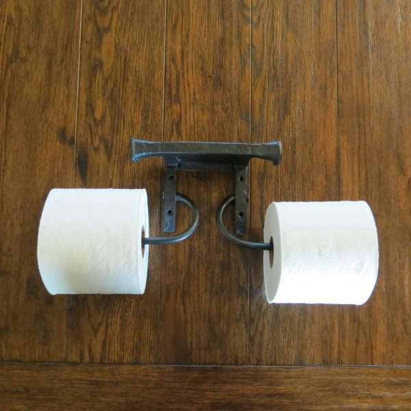 double square tp holder